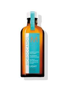 שמן טיפולי שמן מרוקאי לייט 100 מ_ל MOROCCANOIL - מרוקאן אויל -- שמן ארגן