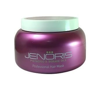 """מסכת פיסטוק ג'נוריס 500 מ""""ל JENORIS Keratin Hair Mask"""