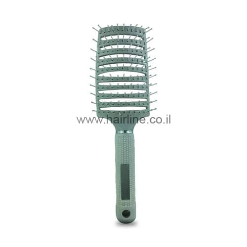 מברשת שיער ריטר מקצועית להתרת קשרים ללא שערות לבן