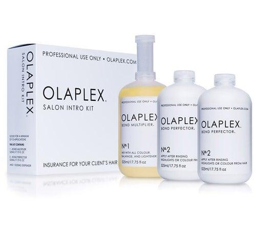 אולפלקס olaplex - אולפלקס 1 - אולפלקס 2 - אולפלקס 3 - שיקום שיער - טיפוח שיער - שבירת שיער - הבהרה לשיער - צבע לשיער