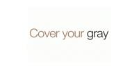 מקלוני צבע Cover Gray לכיסוי שיער שיבה/ אפור