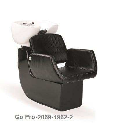 כיור חפיפה למספרה Go Pro 2069-1962-2