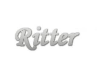 RITTER - ריטר
