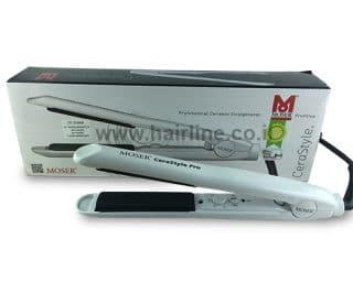 מחליק שיער קרמי 4417 MOSER CeraStyle לבן
