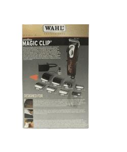 מכונת תספורת ווהל Wahl Cordless Magic Clip 8148