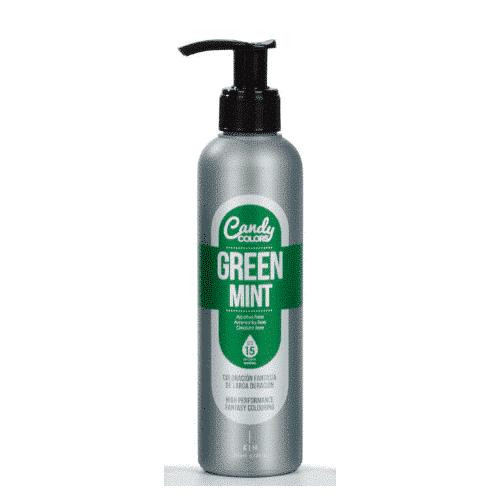 צבע ירוק לשיער- קנדי קולרס קין - ציוד למספרות-צבעים לשיער KANDY COLOR KIN 200 מ_ל-