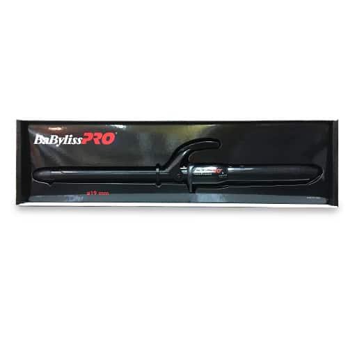 """מסלסל BABYLISS PRO ארוך טיטניום בייביליס 19 מ""""מ דגם: 2472TDE"""