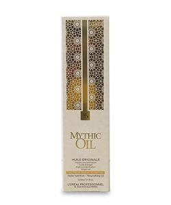 """שמן לשיער מיטיק אויל MYTHIC OIL לוריאל 100 מ""""ל LOREAL"""