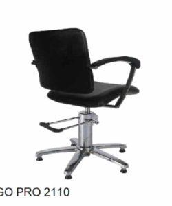 כיסא עבודה מקצועי למספרה Go Pro 2110