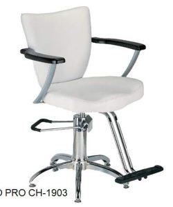 כיסא עבודה מקצועי למספרה Go Pro 1903