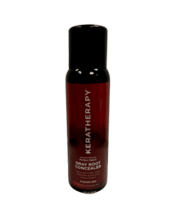 """תרסיס צבע לשיער גוון אדום 118 מ""""ל - קרתרפי - סיבי שיער- צבע לשיער - שיער לבן"""