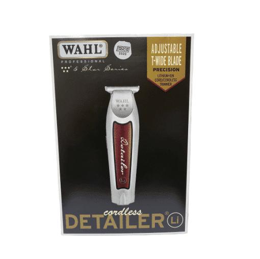 מכונת תספורת נטענת מקצועית לפיניש בסכין Wahl 8171 T
