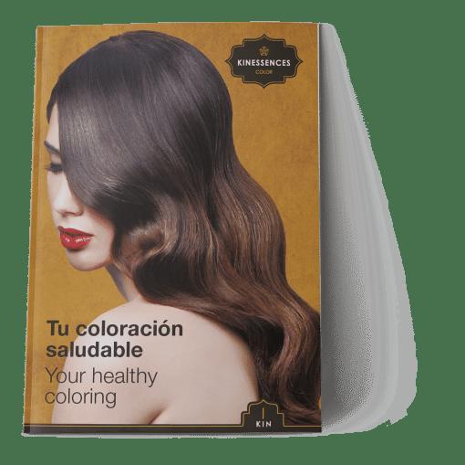 """צבע לשיער מקצועי קין 60 מ""""ל KINESSENCES ללא אמוניה וללא PPD"""