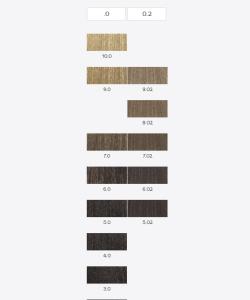 צבע לשיער מקצועי קין 60 מ